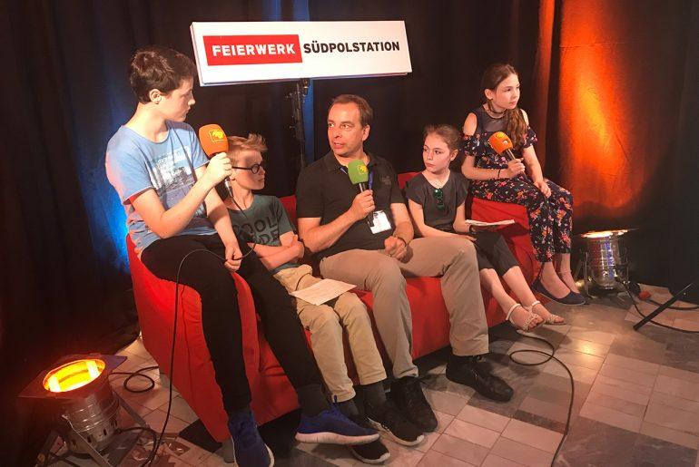 Feierwerk_Blog_Jugendredaktion_Südpolshow_Markos_Mörchen_Logo_Interview