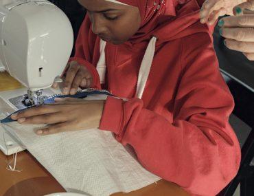 Feierwerk_Blog_Südpolstation_Schulklassenprojekt_Leute_machen_Kleider (16)