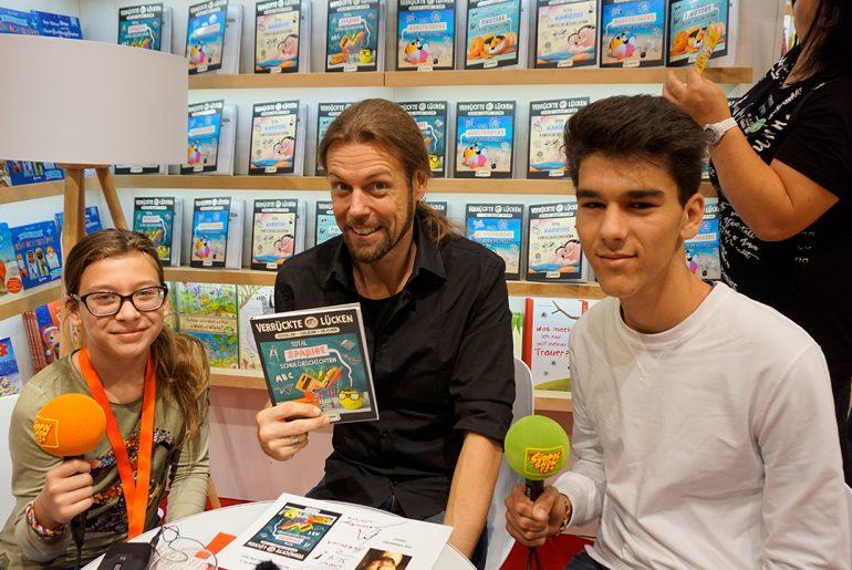 Feierwerk_Blog_Kinderredaktion_Südpolshow_Jens_Schumacher