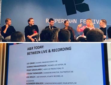 Feierwerk_Fachstelle_Pop_Reeperbahn_Festival_2019_Panel zu A&R Today