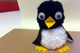 Feierwerk_Blog_Dschungelpalast_Pompon_basteln_Pinguin_Titel