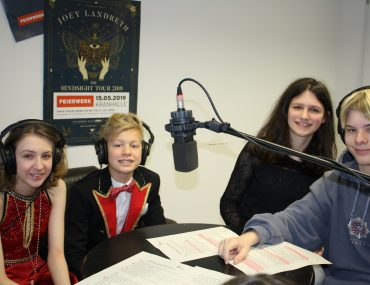 Feierwerk_Blog_Kinderfasching_Prinzenpaar_Kinderprinzenpaar_Radio_Interview_Fasching_2020 (2)