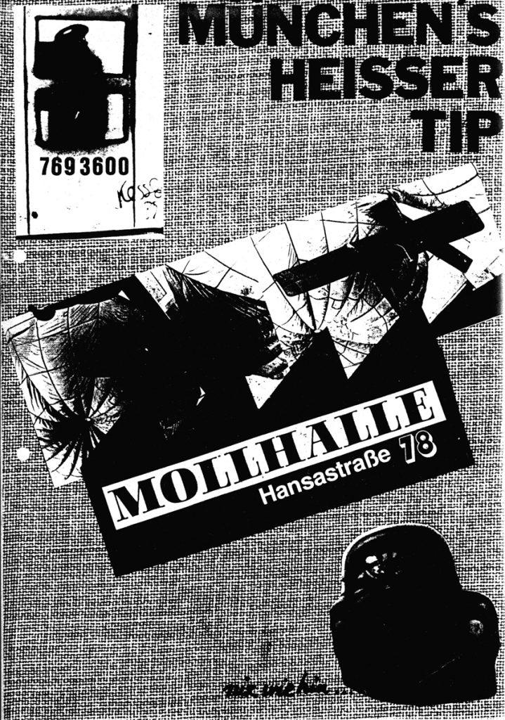Feierwerk_Blog_Geschichte_Historie_Mollhalle_1985_06_Mollhalle_Flugblatt_credit_Feierwerk
