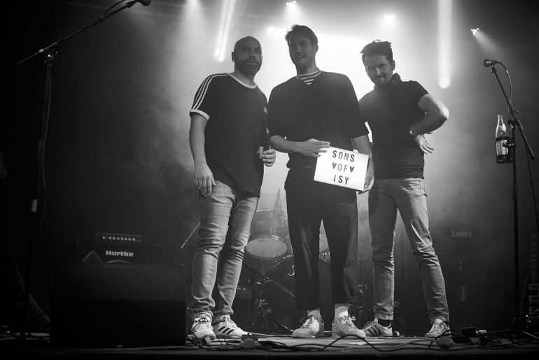 Feierwerk_Funkstation_Musik_Sons_of_Isy
