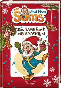 Feierwerk_Blog_Buchempfehlungen_Das_Sams_feiert_Weihnachten_(c)Verlag Friedrich Oetinger