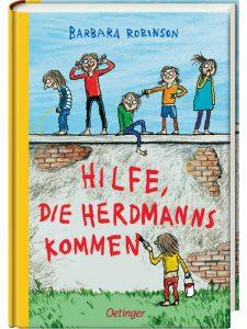 Feierwerk_Blog_Buchempfehlungen_Hilfe,-die-Herdmanns-kommen_©Verlag_Friedrich_Oetinger