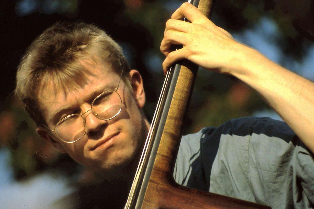Henning-Sieverts beim Jazz-Konzert im Feierwerk (credits Klaus_Martens)