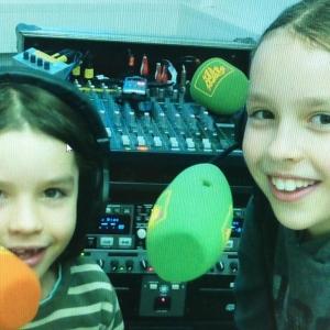 Feierwerk_Südpolstation_Kinder-Jugendradio_Südpolshow_Ronja_Matteo_früher