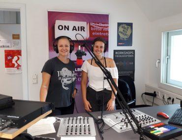 Szene M - die gemeinsame Sendung von M94.5 und Radio Feierwerk