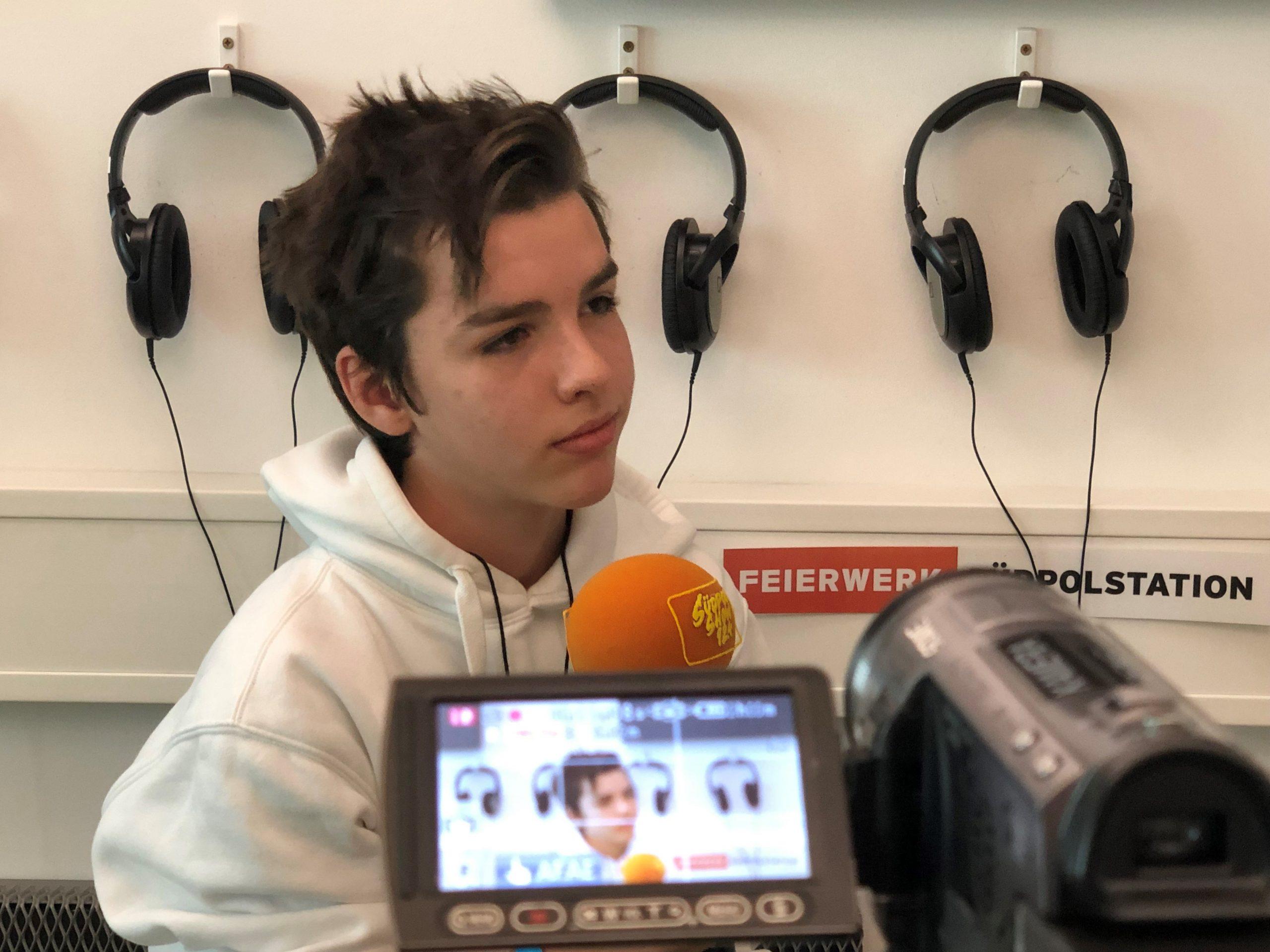Feierwerk_Südpolstation_Kinder-Jugendradio_Südpolshow_Matteo_Miska